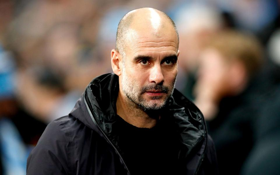 Guardiola is up against his managerial idol - PA