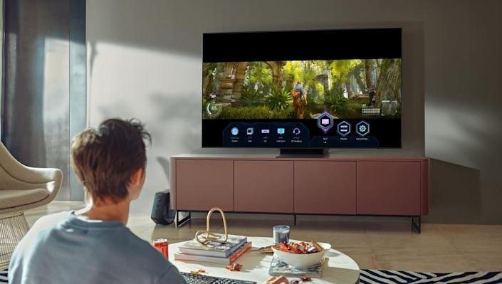 You can snag some of Samsung's best TVs on sale for a great value.