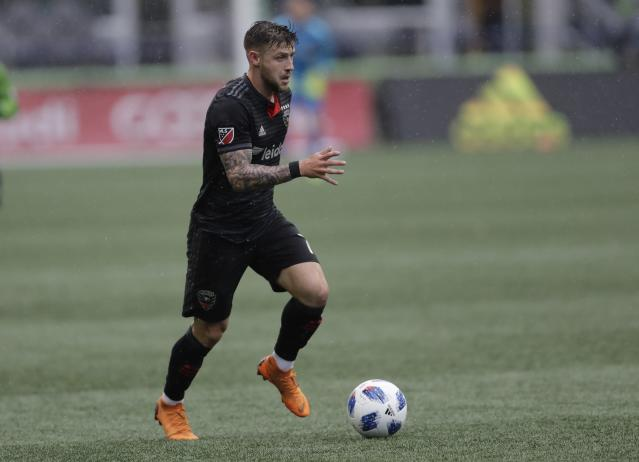 It seems time D.C. United's Paul Arriola got a USMNT call-up. (AP)
