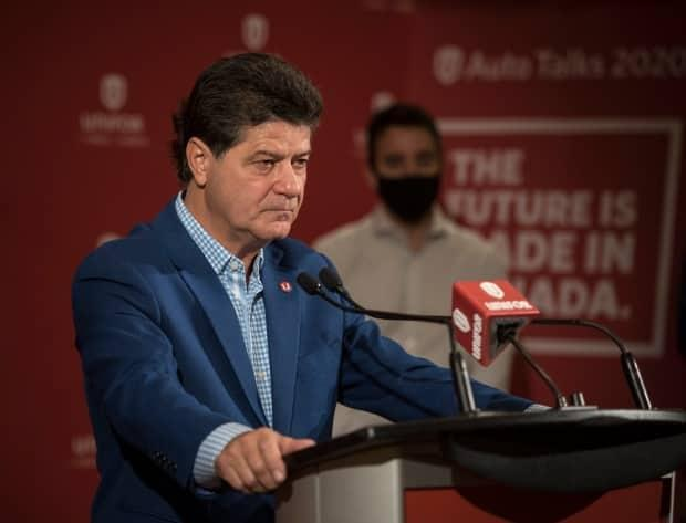 """Unifor national president Jerry Dias: """"My understanding is a solution is imminent."""""""