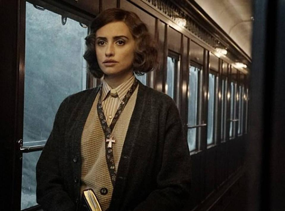 Murder on the Orient Express, Penelope Cruz