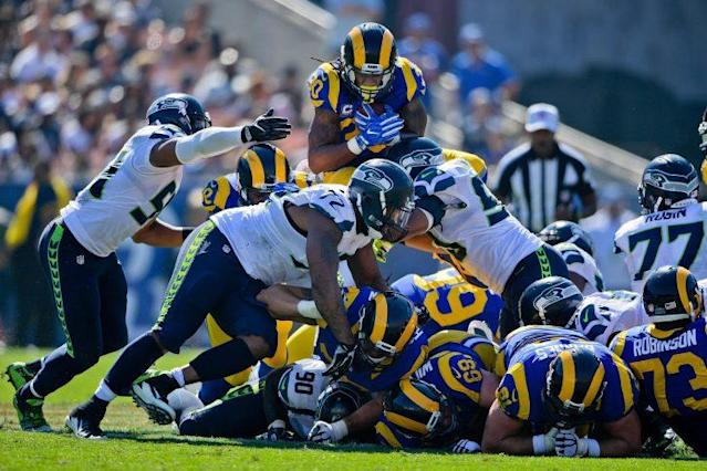 Todd Gurley, RB Los Angeles Rams