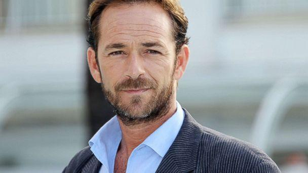 PHOTO: Luke Perry poses during the during the 26th edition of the five-day MIPCOM, Oct. 5, 2010, in Cannes, France. (Valery Hache/AFP/Getty Images)