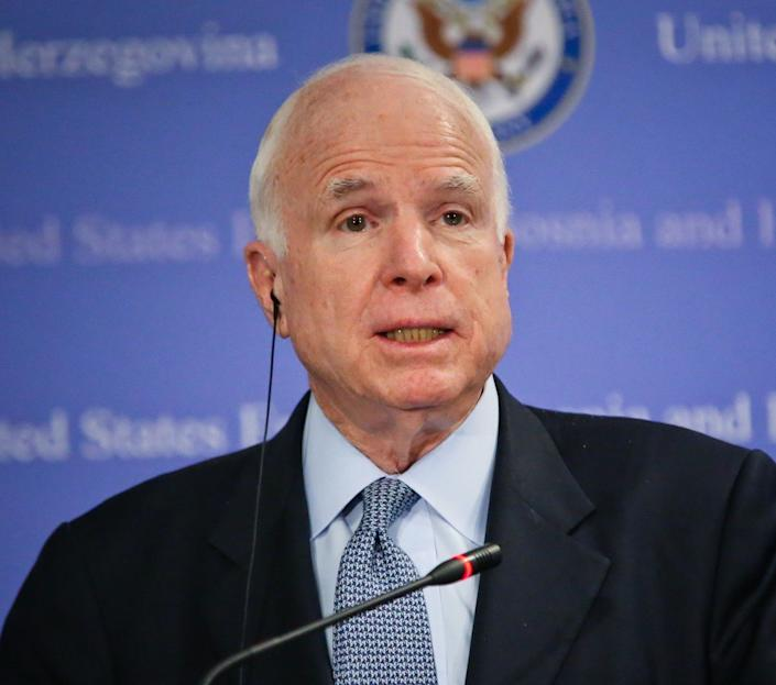 Arizona Sen. John McCain (R), a naval bomber pilot, prisoner of war, conservative maverick, giant of the Senate, twice-defeated presidential candidate and an abrasive American hero, died on August 25, 2018 at 81.