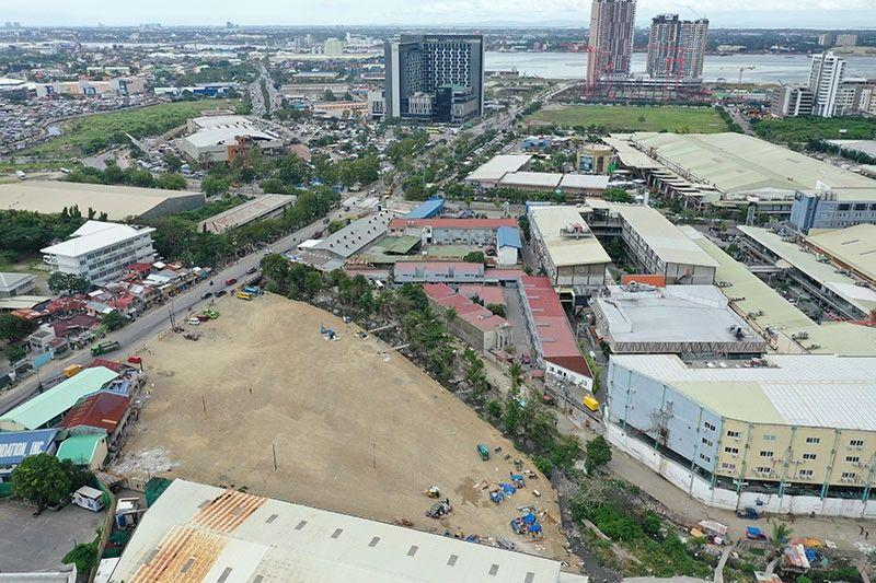 4 mid-rise buildings for Tipolo fire victims