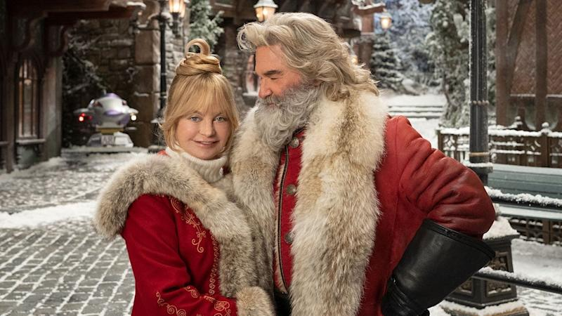 'Christmas Chronicles 2' reunites Goldie Hawn, Kurt Russell on Netflix