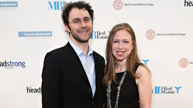 Chelsea Clinton Gives Birth to a Son