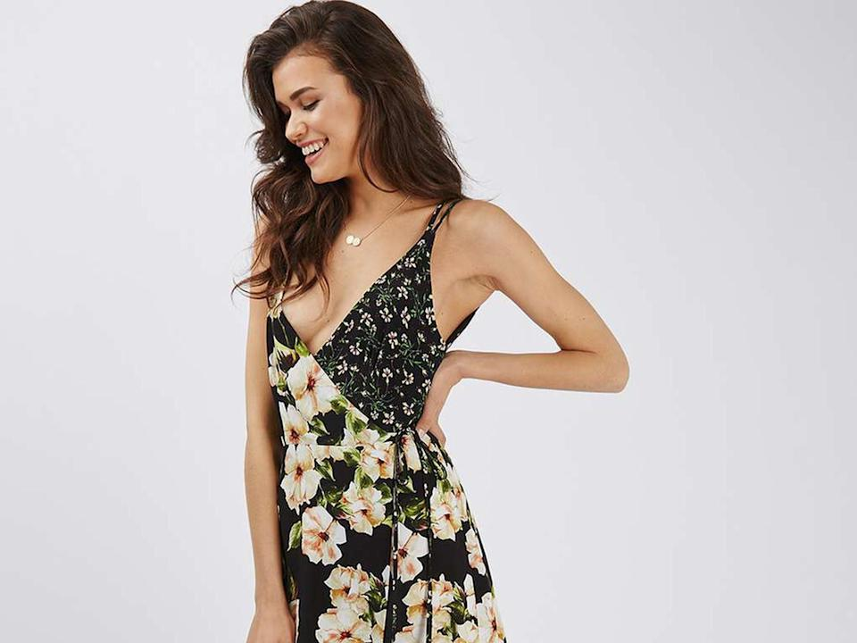 High street favourites such as Topshop and Dorothy Perkins have a specialised section for tall women