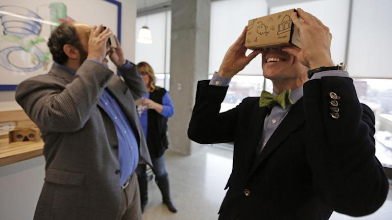 Google Cardboard apps will soon sound more realistic