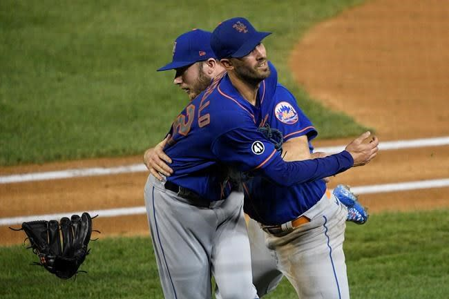 Mets eliminated from playoffs, then swept by Nats in DH