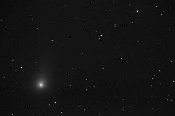 Tails of Comet ISON and Comet Lovejoy Caught in Stunning Time-Lapse Video