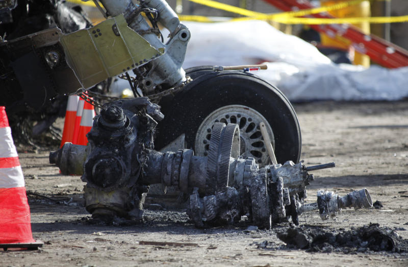 Industry panel recommends roll back of aviation safety rules