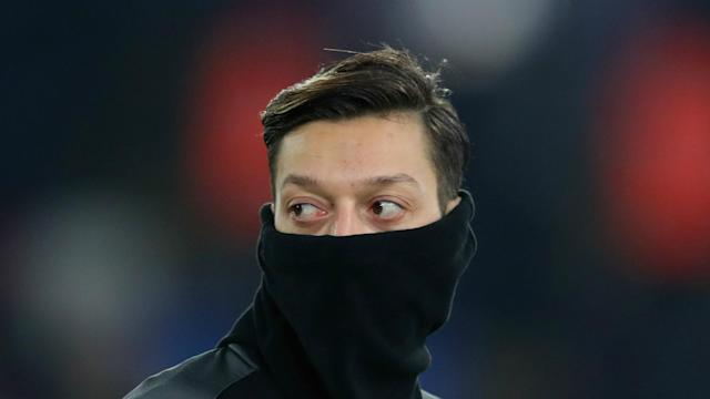 Laurent Koscielny misses Arsenal's Premier League game at home to Chelsea, but Mesut Ozil and Eden Hazard both return for their sides.