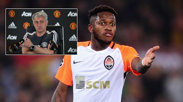 Jose Mourinho wants to make Fred one of Man United's big summer signings.