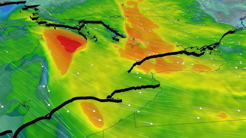 Strong northwesterly winds threaten damage, outages across southern Ontario