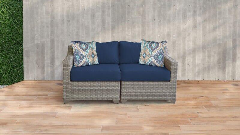 Grab a cute and cozy patio sofa from Wayfair during Prime Day 2021.