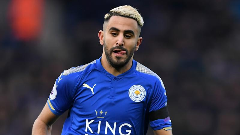 PFA Offers Help As Riyad Mahrez Remains Absent From Leicester City's Training