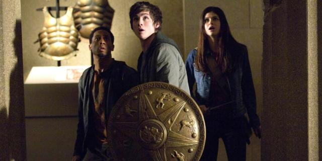 Percy Jackson and the Lightening Thief (Credit: Fox)