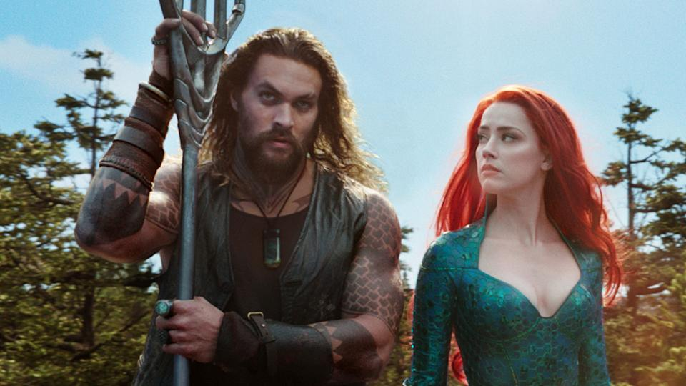 Aquaman comes home to DVD and Blu-ray next week (Warner Bros.)