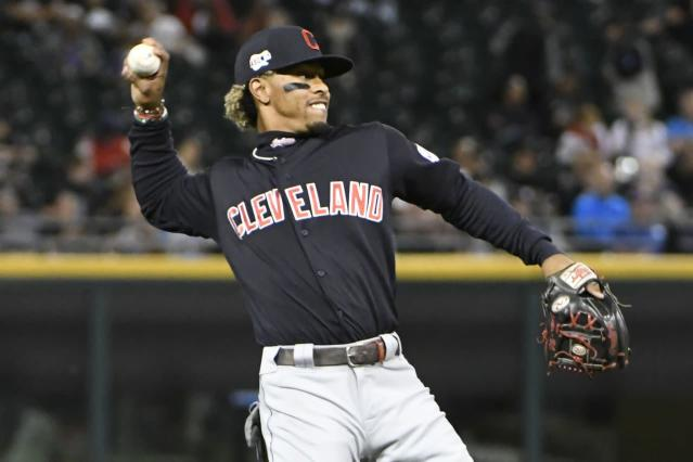 MLB trade rumors: Yankees going after Indians' Francisco Lindor?