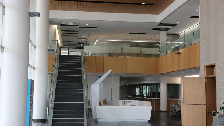 Windsor's new city hall opens today