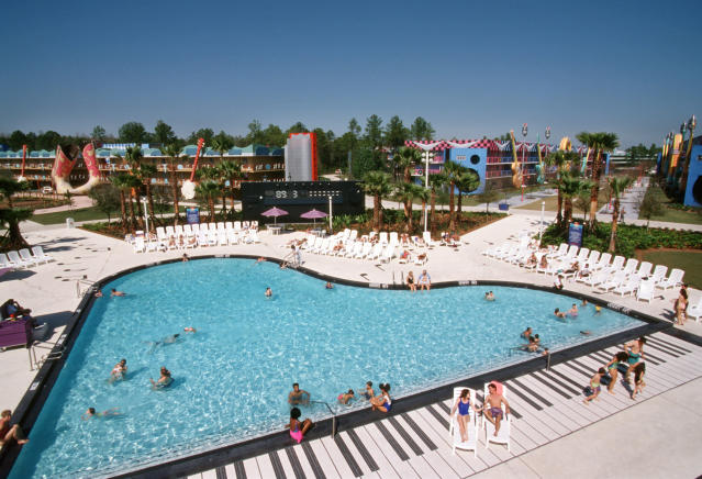 Disney's All-Star Music Resort. [Photo: Disney]