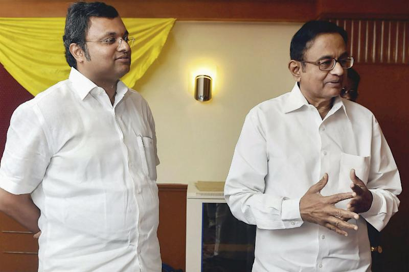 'No 56 Can Stop You': In Tihar Jail, Chidambaram Gets Birthday Letter from Son Karti
