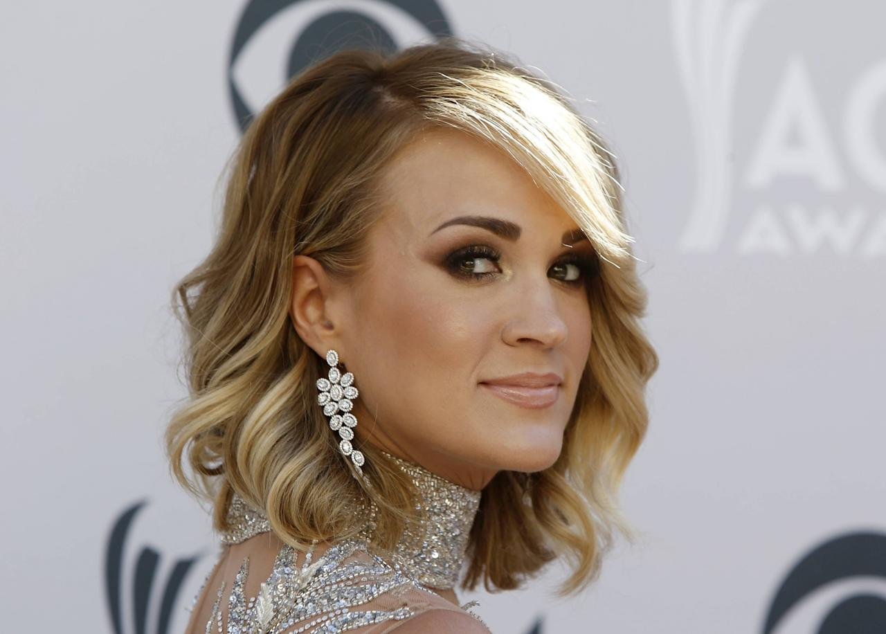 <p>Nr. 14: Carrie Underwood<br />Einkommen 2016: 17,35 Mio. €<br />(International Business Times) </p>