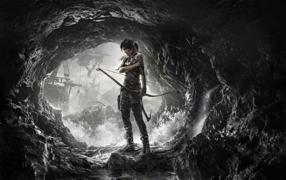 <p>A complete reboot features a new origin for a younger, unproven Lara Croft (now voiced by Camilla Luddington of 'Grey's Anatomy'), who finds herself on a mysterious Japanese island trying to save friends from a deadly cult. The striking graphics are perfomance-captured and sales reach 8.5 million, making it one of the series' biggest. (Photo: Square Enix) </p>