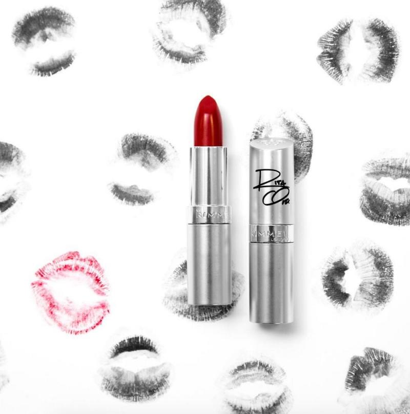 """32318c94282 Spice up your V-Day with Rimmel's """"Fifty Shades Darker"""" collection by Rita  Ora"""