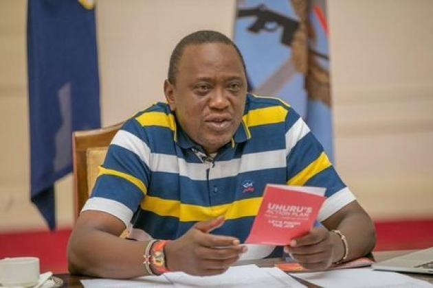 Kenyan president fails to show up for election debate