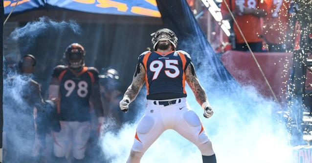 As trade deadline approaches, Derek Wolfe says there is 'no loyalty in this league'