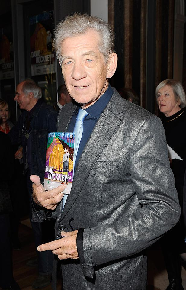 "<p class=""MsoNormal""><span style=""color:black;"">Sir Ian McKellan has been out since 1988, but feels that gay stars are still pressured to stay in the closet in Hollywood. ""I don't think any gay person is going to be happy and bring joy to themselves and other people unless they can be honest about their sexuality,"" he said at the Savannah Film Festival in November 2010. ""And if other people don't like that honesty, that's a comment on them and not on the person who is being honest.""</span></p>"
