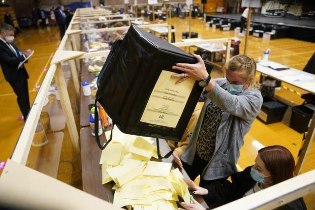 Super Thursday marked the largest set of polls held outside of a general election