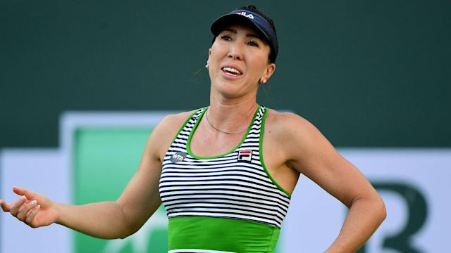 Jelena Jankovic is struggling so badly with chronic back pain that she could be forced to miss the US Open this month.