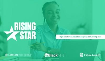 Rising Star, a new technology mentorship program for Canadian Black youth, is now accepting applications. The first of its kind program will empower Black high school students to learn the technological skills to help them prepare for careers in data science, cloud computing, video game design and many more technological fields.   Twenty-five students from across Canada will be selected for the nine-month mentorship. (CNW Group/Athlete Tech Group)