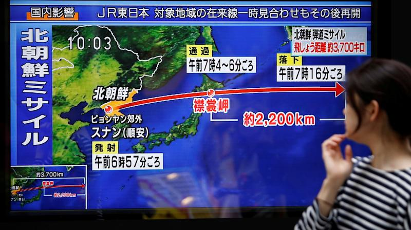 Shortly after dawn on Aug. 29, residents of the northern Japanese island of Hokkaido awoke to sirens,emergency alerts and breaking news banners urging them to take cover and brace for an imminent attack.