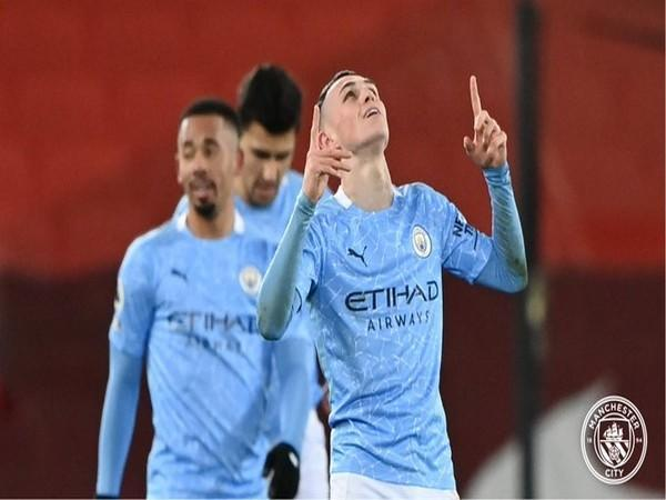 Phil Foden (Photo/ Manchester City Twitter)