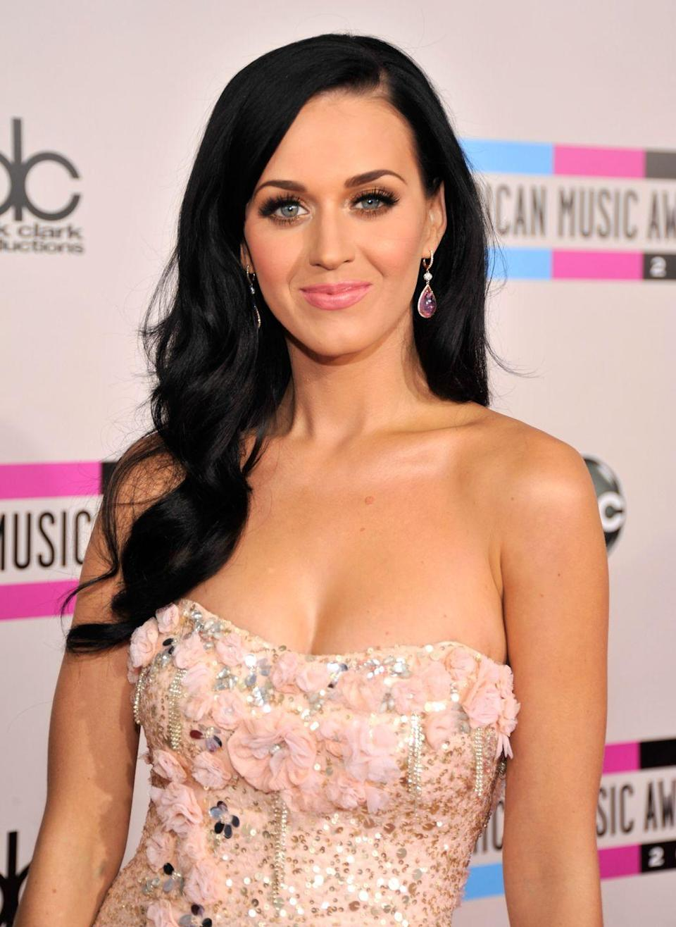 """<p>Taylor Swift isn't the only famous person Katy Perry has written a song about. Though she's happily with <a href=""""https://www.goodhousekeeping.com/life/a26534892/orlando-bloom-katy-perry-proposal-details/"""" rel=""""nofollow noopener"""" target=""""_blank"""" data-ylk=""""slk:Orlando Bloom"""" class=""""link rapid-noclick-resp"""">Orlando Bloom</a> now, it turns out that her """"One That Got Away"""" tune is about none other than <a href=""""https://www.goodhousekeeping.com/life/relationships/a21206858/josh-groban-tony-awards-girlfriends/"""" rel=""""nofollow noopener"""" target=""""_blank"""" data-ylk=""""slk:Josh Groban"""" class=""""link rapid-noclick-resp"""">Josh Groban</a>. Katy revealed this fact to <a href=""""https://www.businessinsider.com/katy-perry-one-that-got-away-about-josh-groban-2017-6?r=UK&IR=T"""" rel=""""nofollow noopener"""" target=""""_blank"""" data-ylk=""""slk:James Corden"""" class=""""link rapid-noclick-resp"""">James Corden</a>, saying Josh was """"one of my good friends."""" </p>"""