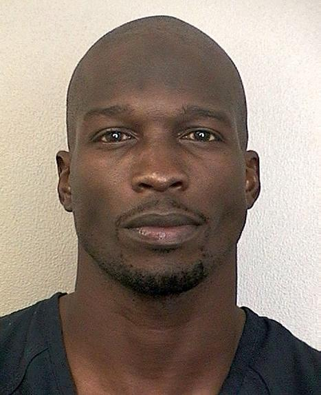 """Chad """"Ochocinco"""" Johnson Arrested on Domestic Violence Charge"""