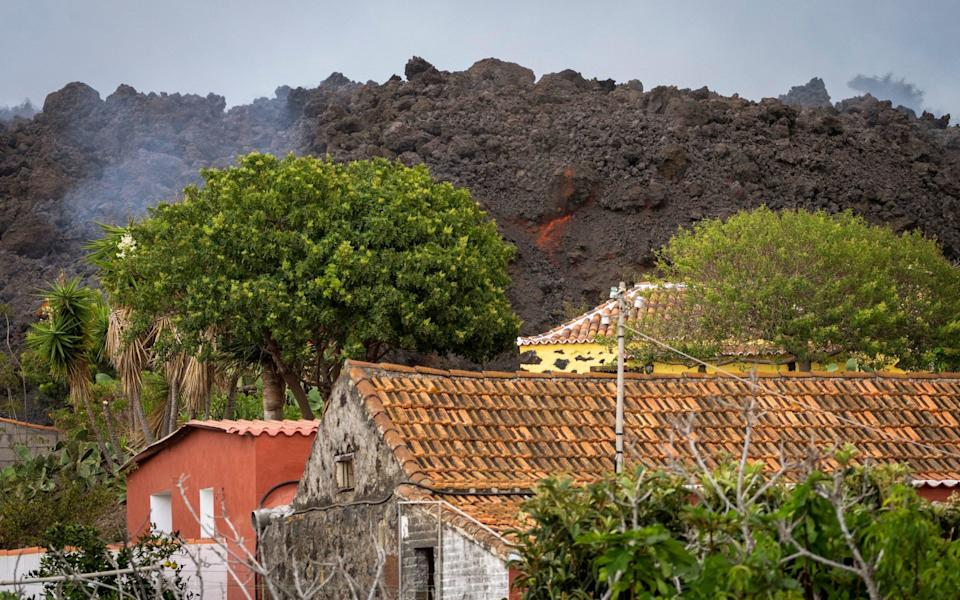 Experts say the volcanic eruption and its aftermath on a Spanish island could last for up to 84 days