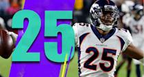 <p>It makes sense for the Broncos to trade Demaryius Thomas. Amari Cooper was more attractive because of his age and salary, but if the Raiders could get a first for Cooper you'd think the Broncos could get something for Thomas. (Chris Harris) </p>