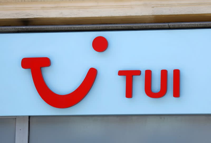 TUI plans capital increase, Germany could help - sources