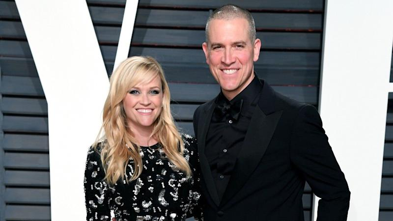 Reese Witherspoon Wishes 'Sweet Husband' Jim Toth a Happy Birthday With Cute Selfie