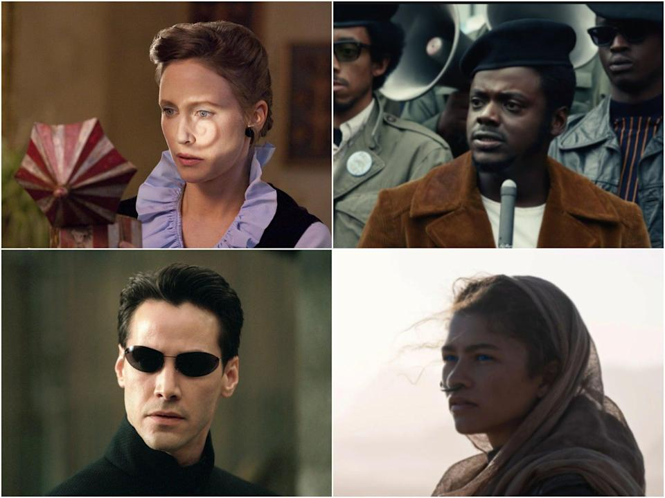 A whole bunch of films, including a new 'Conjuring' and 'Matrix' film have had its releases pushed back due to the pandemicRex / Warner Bros