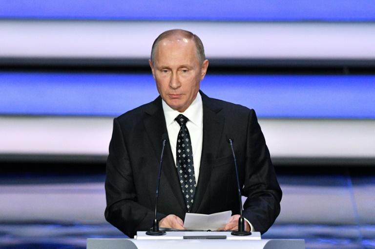 "Russian President Vladimir Putin said the IOC's ban on Russian participation in the 2018 Winter Games looked like ""an absolutely staged and politically motivated decision"""