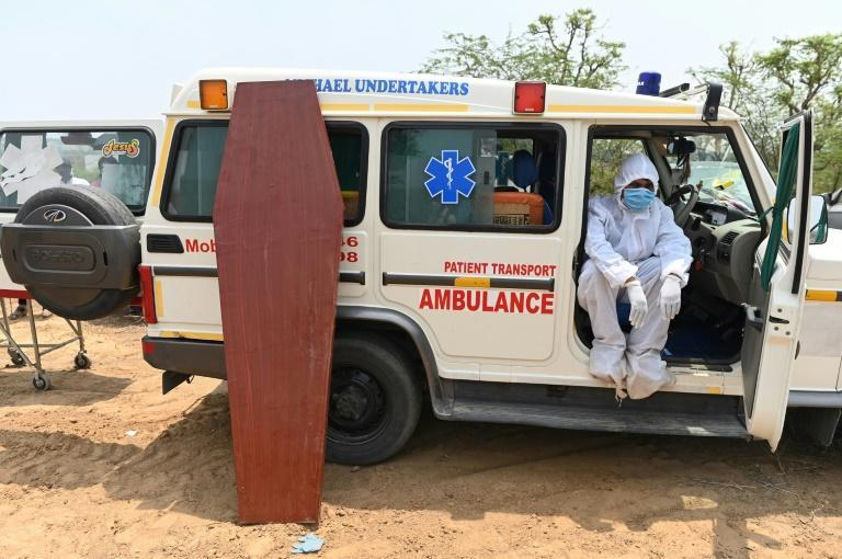 The coronavirus pandemic has provided new opportunities to entrepreneurs offering a range of services from funerals to Bollywood film set cleaners