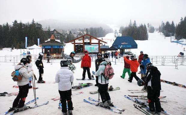 The B.C. government has ordered Whistler Blackcomb ski resort closed until April 19 to halt the spread of the COVID-19 virus as the number of infections rises.