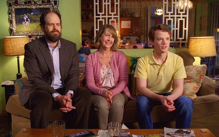 THE MIDDLE -