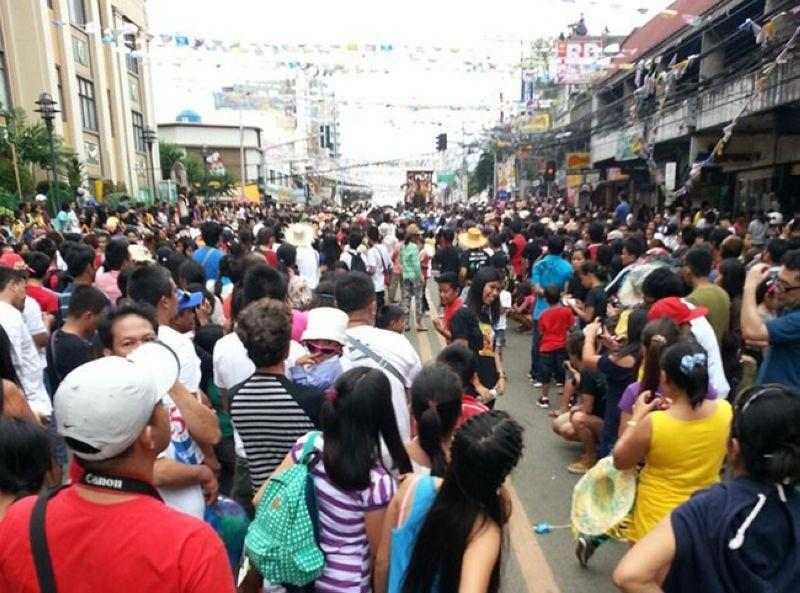 Police officers expect to be busy in lead-up to Sinulog 2020
